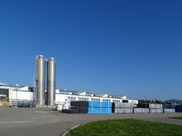 HORIZONT PS - výrobní závod